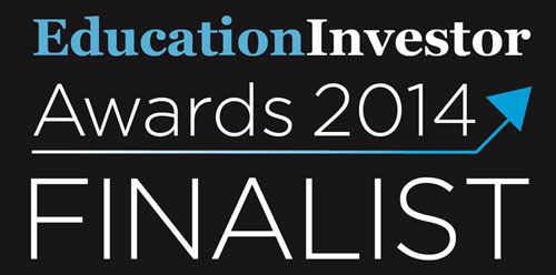 Education Investor Awards 2014 Finalists